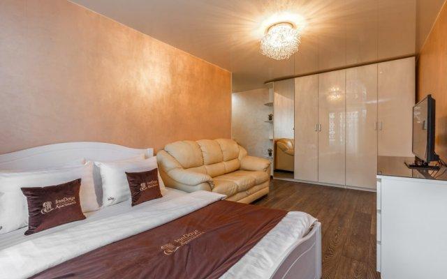 Апартаменты Inndays в Беляево 110 комната для гостей
