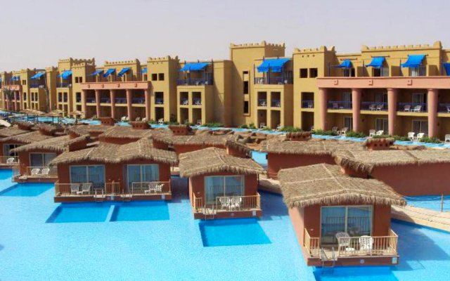 Titanic Beach Spa & Aquapark in Hurghada, Egypt from 59$, photos, reviews - zenhotels.com hotel front