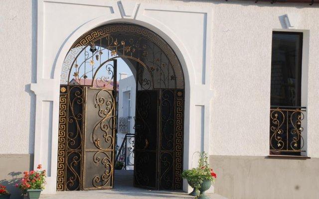 Hotel Sheikh вид на фасад