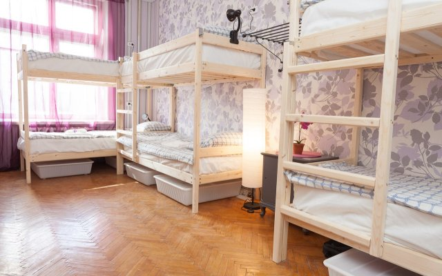 Кристалл Хостел комната для гостей