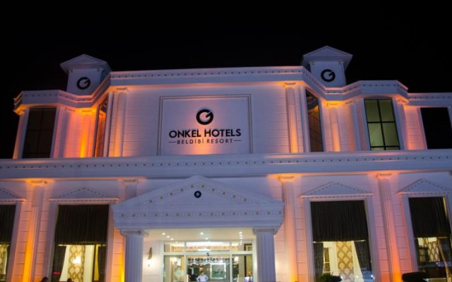 Onkel Resort Hotel - All Inclusive вид на фасад