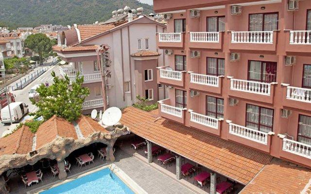 Kivilcim Hotel балкон