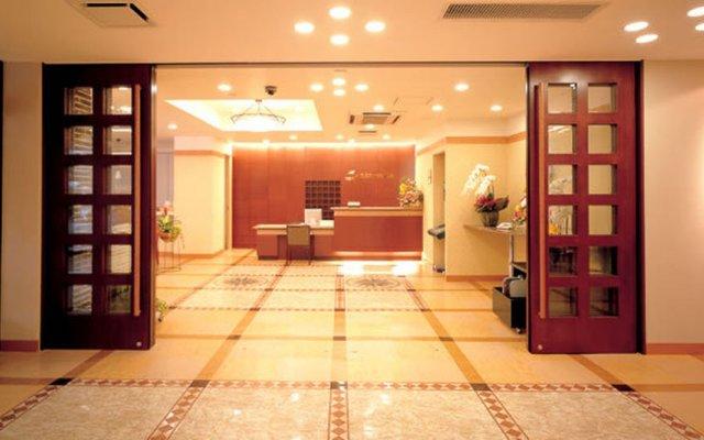 Отель Elcasa Minami-Fukuoka Фукуока спа
