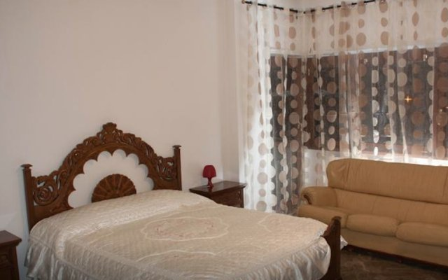 Отель Perla Di Ostia Лидо-ди-Остия комната для гостей