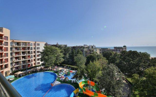 Prestige Hotel and Aquapark бассейн
