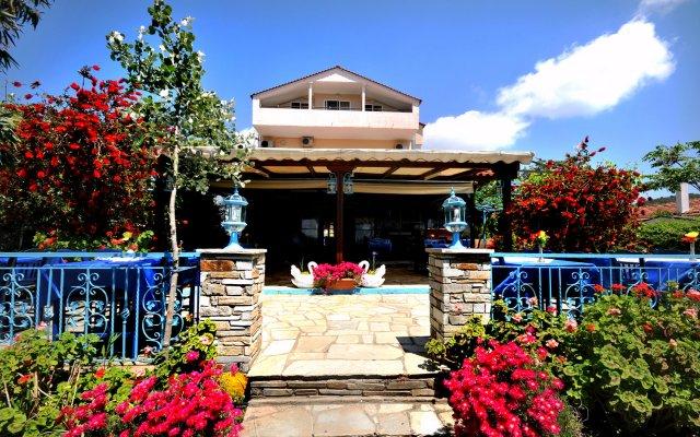 Отель Angelos Garden