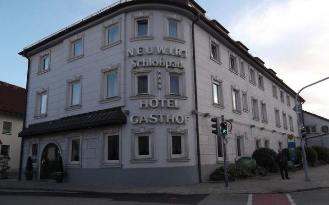Отель Gasthof Neuwirt Германия, Исманинг - отзывы, цены и фото номеров - забронировать отель Gasthof Neuwirt онлайн вид на фасад