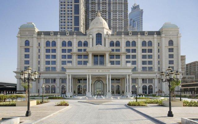 Отель Habtoor Palace, LXR Hotels & Resorts вид на фасад