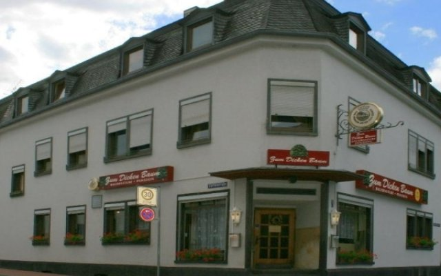 hotel pension zum dicken baum, cochem, germany | zenhotels