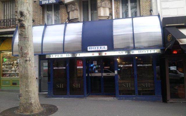 Отель Super Hotel Франция, Париж - отзывы, цены и фото номеров - забронировать отель Super Hotel онлайн городской автобус