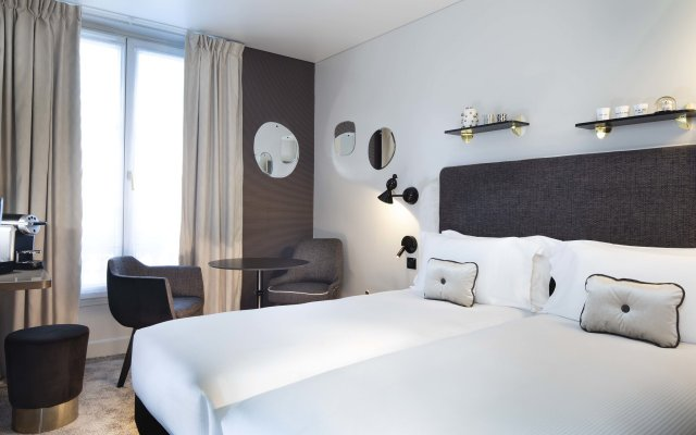Отель Eiffel Saint Charles комната для гостей