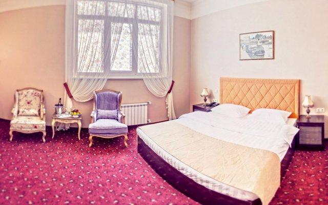 Гостиница «Гайд парк» комната для гостей