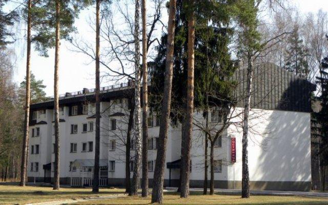 Гостиница Дом Отдыха Конобеево вид на фасад