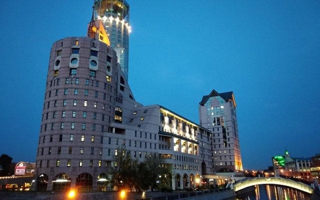 Гостиница Swissotel Красные Холмы в Москве - забронировать гостиницу Swissotel Красные Холмы, цены и фото номеров Москва вид на фасад