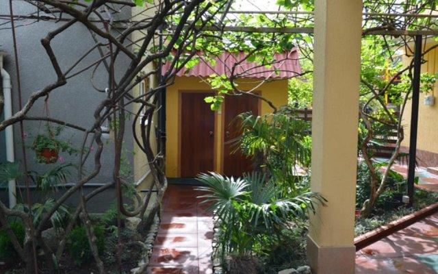 Гостиница Guest House Kseniya балкон