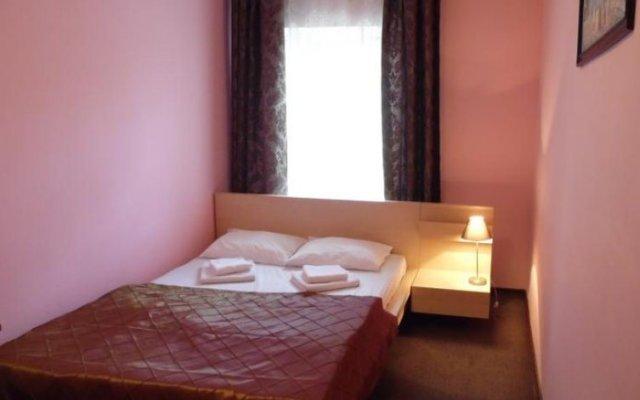 Гостиница Вавилон комната для гостей