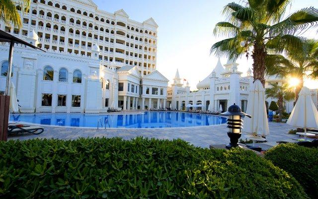 Kamelya Selin Hotel Турция, Сиде - 1 отзыв об отеле, цены и фото номеров - забронировать отель Kamelya Selin Hotel онлайн вид на фасад