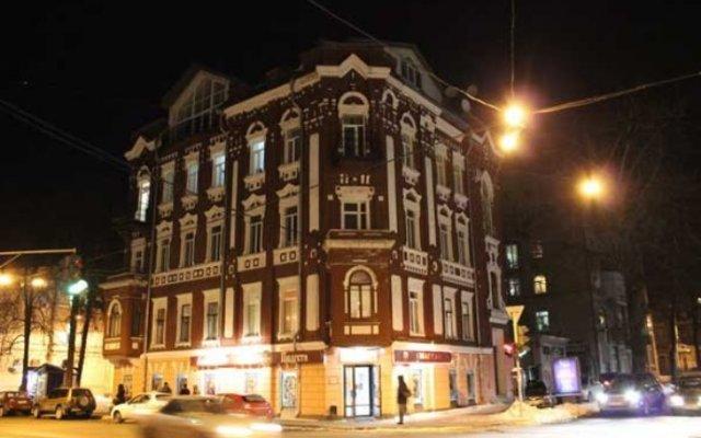 Elegia Hotel вид на фасад