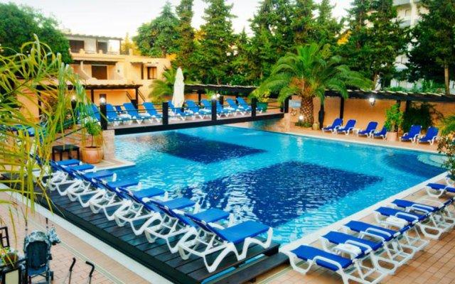 Отель Balaia Mar Португалия, Албуфейра - отзывы, цены и фото номеров - забронировать отель Balaia Mar онлайн бассейн
