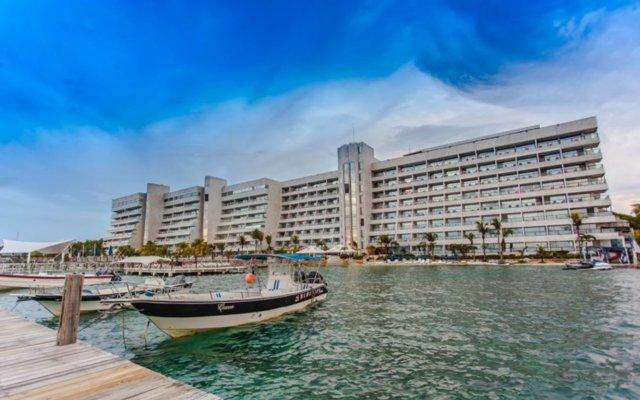 Отель GHL Hotel Sunrise Колумбия, Сан-Андрес - отзывы, цены и фото номеров - забронировать отель GHL Hotel Sunrise онлайн приотельная территория