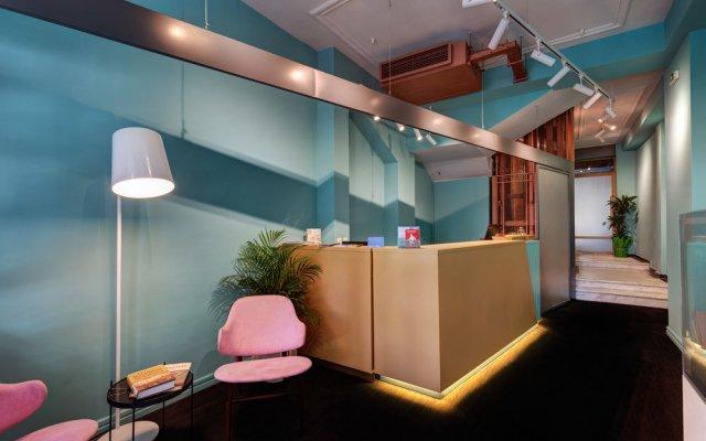 Отель Colors Urban Салоники спа