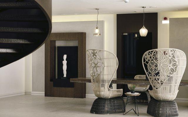 Отель Santo Maris Oia, Luxury Suites & Spa спа