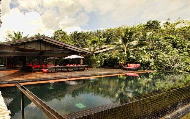 Отель The Xian Villa Phuket бассейн