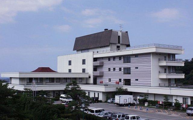 Отель Kureha Heights Япония, Тояма - отзывы, цены и фото номеров - забронировать отель Kureha Heights онлайн вид на фасад