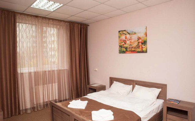 Гостиница Smart комната для гостей