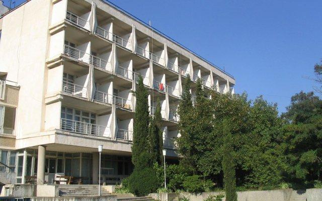 Гостиница Pension Sevastopol вид на фасад
