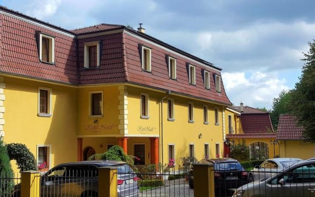 Hotel Nosal Прага парковка