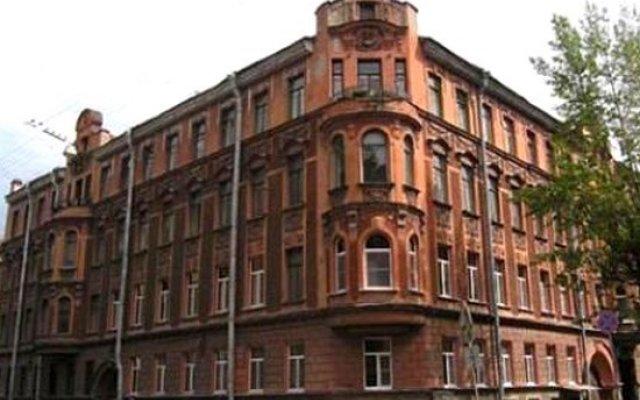 Гостиница Ринальди у Мариинского театра вид на фасад