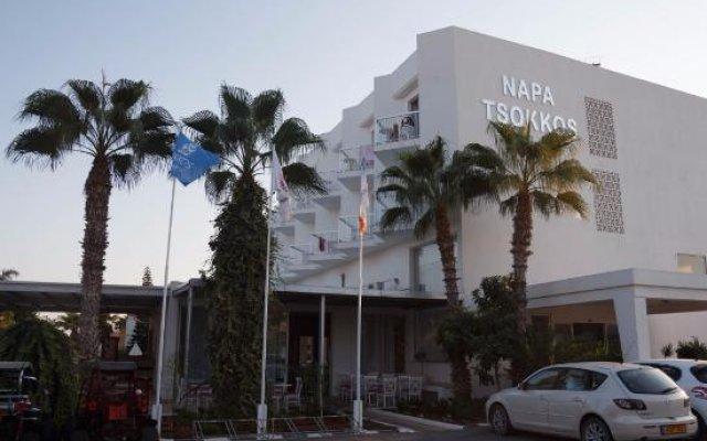 Отель Napa Tsokkos Кипр, Айя-Напа - отзывы, цены и фото номеров - забронировать отель Napa Tsokkos онлайн парковка