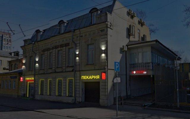 Гостиница Хостелы Рус - Бакунинская вид на фасад