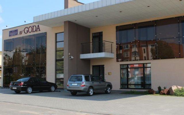 Отель A.V.Goda парковка