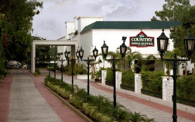 Отель Country Inn & Suites By Carlson, Satbari, New Delhi Индия, Нью-Дели - отзывы, цены и фото номеров - забронировать отель Country Inn & Suites By Carlson, Satbari, New Delhi онлайн помещение для мероприятий