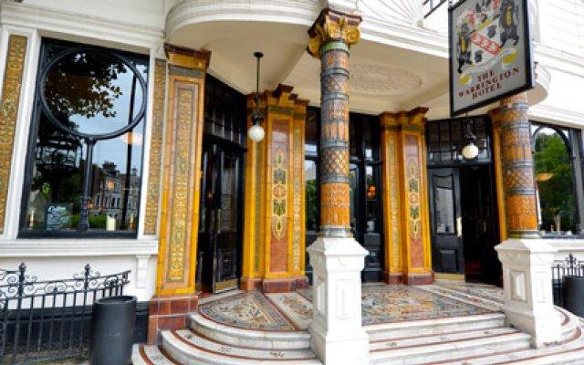 The Warrington Hotel вид на фасад