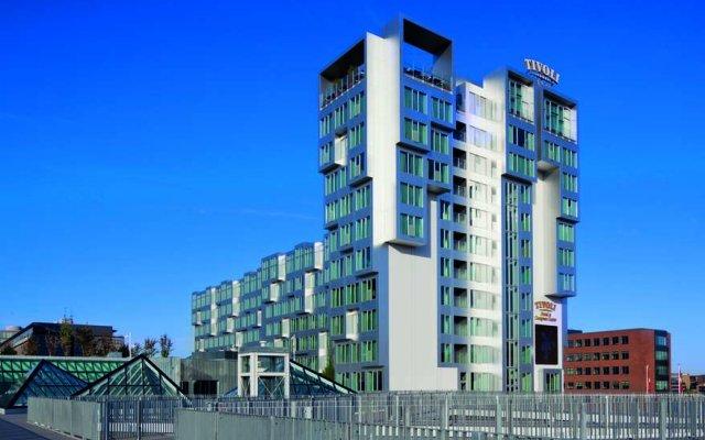 Отель Tivoli Hotel Дания, Копенгаген - 3 отзыва об отеле, цены и фото номеров - забронировать отель Tivoli Hotel онлайн вид на фасад