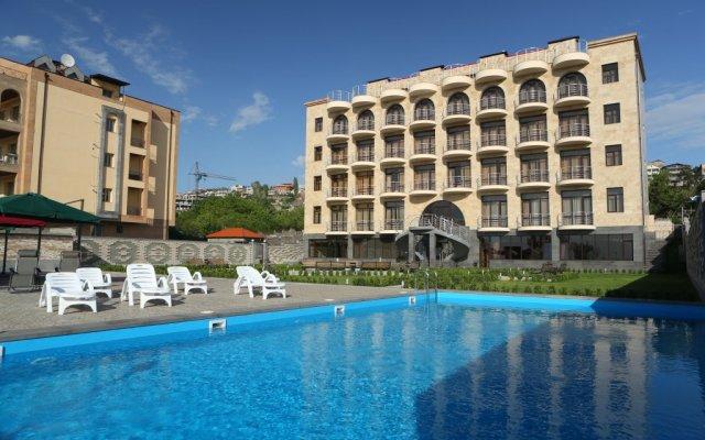 Отель Наре Армения, Ереван - отзывы, цены и фото номеров - забронировать отель Наре онлайн вид на фасад