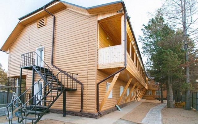 Гостиница Avangard в Горячинске отзывы, цены и фото номеров - забронировать гостиницу Avangard онлайн Горячинск вид на фасад