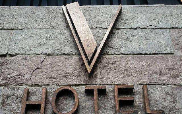 Отель V Hotel Филиппины, Манила - отзывы, цены и фото номеров - забронировать отель V Hotel онлайн интерьер отеля