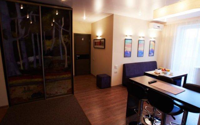 Мини-отель В центре Челябинск комната для гостей
