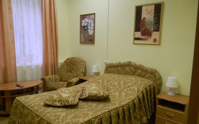 Мини-Отель на Сухаревской комната для гостей