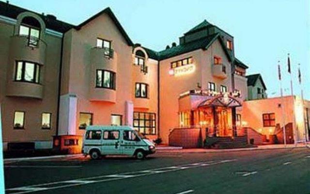 Гостиница «Командор» вид на фасад