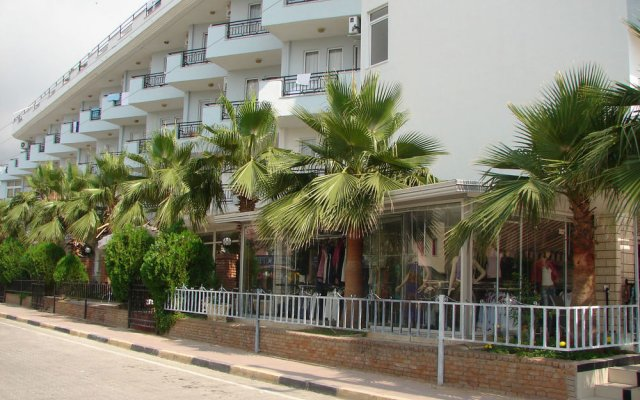 Endam Garden Hotel - All Inclusive вид на фасад