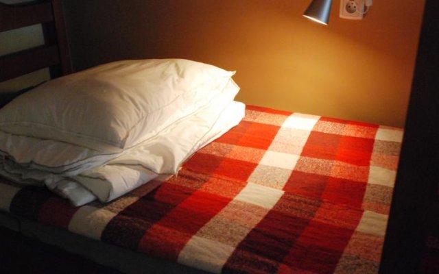 Open Hostel Fun-Fun комната для гостей