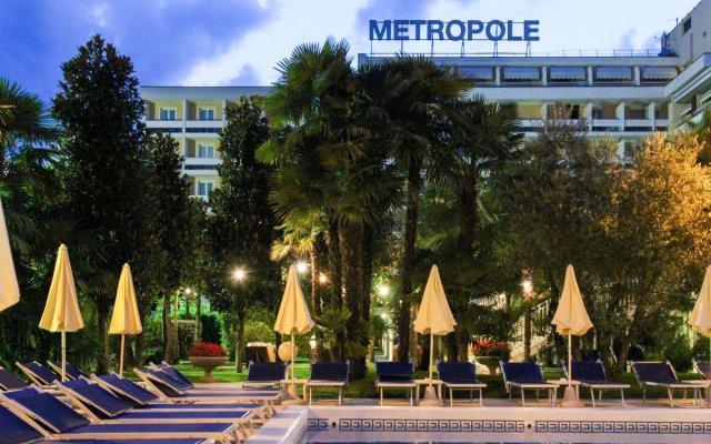 Отель Metropole Италия, Абано-Терме - отзывы, цены и фото номеров - забронировать отель Metropole онлайн бассейн