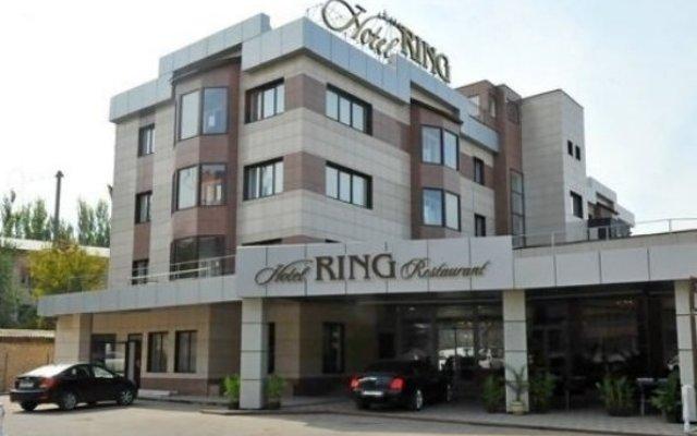 Гостиница Ринг вид на фасад
