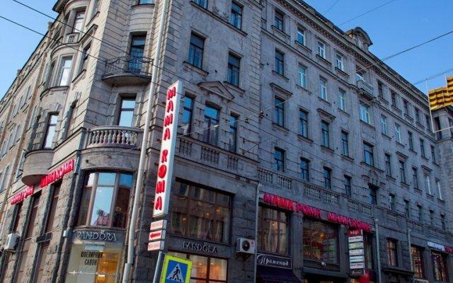 Гостиница Aura в Санкт-Петербурге 10 отзывов об отеле, цены и фото номеров - забронировать гостиницу Aura онлайн Санкт-Петербург вид на фасад