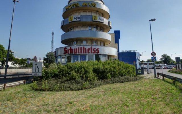 Отель AVUS an der Messe Германия, Берлин - отзывы, цены и фото номеров - забронировать отель AVUS an der Messe онлайн